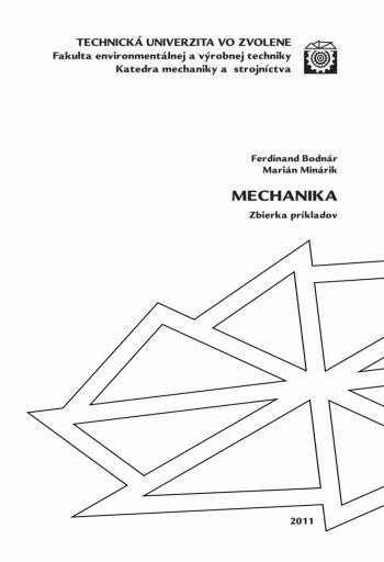 Mechanika – zbierka príkladov