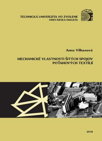 Mechanické vlastnosti šitých spojov poťahových textílií