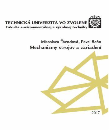 Mechanizmy strojov a zariadení