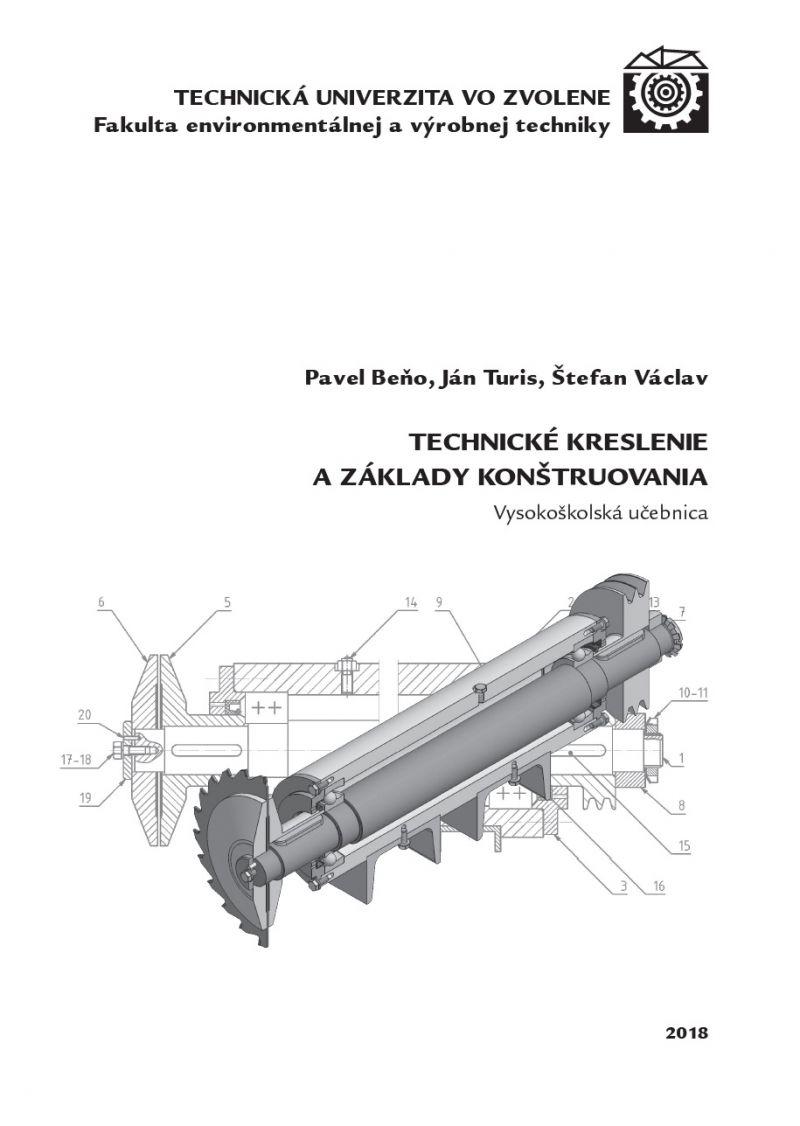 Technické kreslenie a základy konštruovania