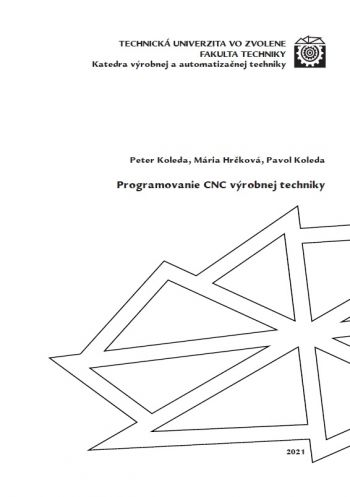 Programovanie CNC výrobnej techniky